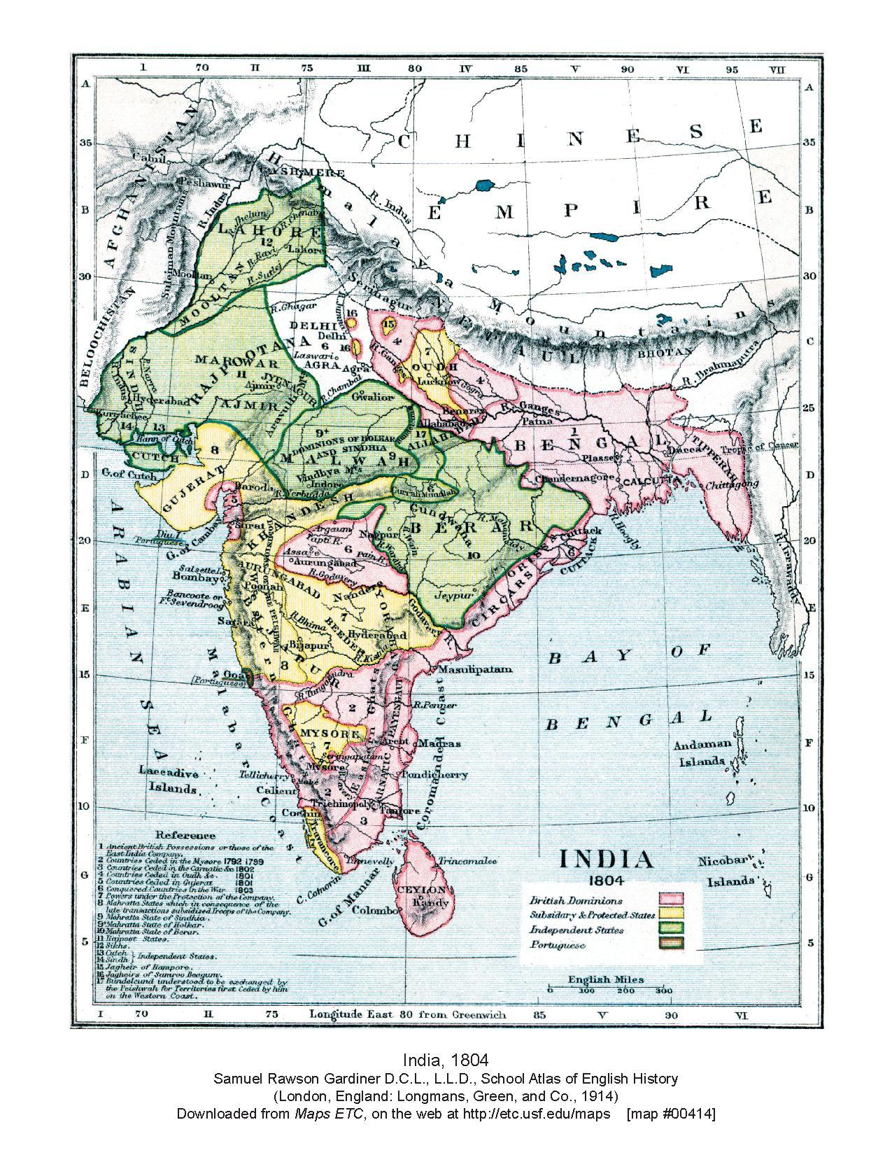 Map Of India Pdf File:British India Map of 1804.pdf   Wikipedia