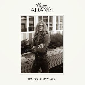 Tracks of My Years - Image: Bryan Adams Tracks of My Years