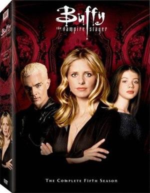 Buffy the Vampire Slayer (season 5) - Image: Buffy Season (5)