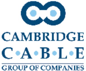 Cambridge Cable - Image: Cambridge cable ltd group of companies logo