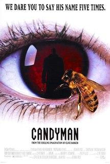 <i>Candyman</i> (1992 film) 1992 American supernatural horror film directed by Bernard Rose