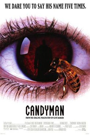 Candyman (film) - Theatrical release poster