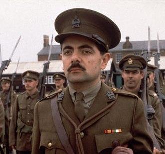Edmund Blackadder - Captain Blackadder in the Suffolk Regiment