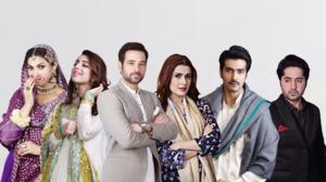 "Alif Allah Aur Insaan (TV series) - Image: Cast of Hum TV""s Alif Allah Aur Insaan"