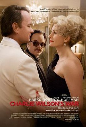 Charlie Wilson's War (film) - Theatrical release poster