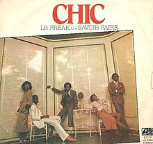 Image result for le freak chic 1979