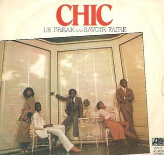 Le Freak - Image: Chicfreak