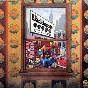 City Life (album) - Image: City Life cover
