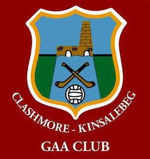 Clashmore-Kinsalebeg GAA gaelic games club in County Waterford, Ireland