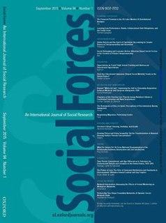 <i>Social Forces</i> Academic journal