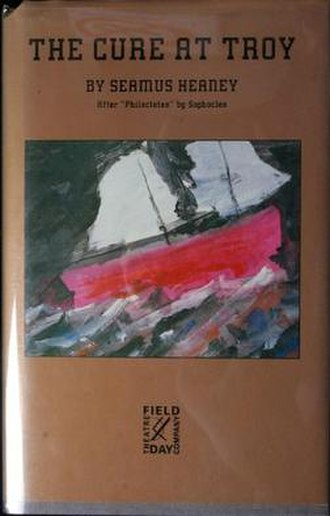 The Cure at Troy - Cover of the first edition published by Field Day)