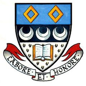Currie High School - Image: Currie Community High School (coat of arms)