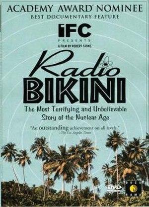 Radio Bikini - DVD cover