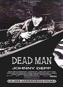 Dead Man (1995) SL DM - Johnny Depp, Gary Farmer, Crispin Glover