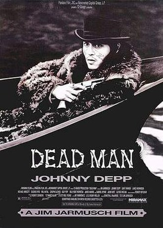 Dead Man - Theatrical release poster