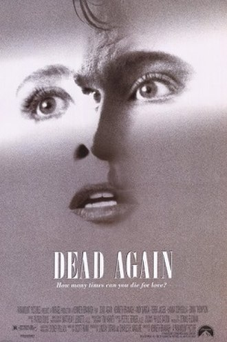 Dead Again - Theatrical release poster