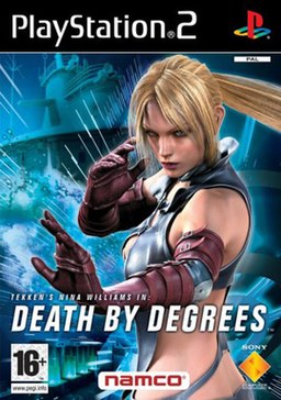 death by degrees cover