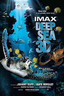 Deep Sea 3D movie review