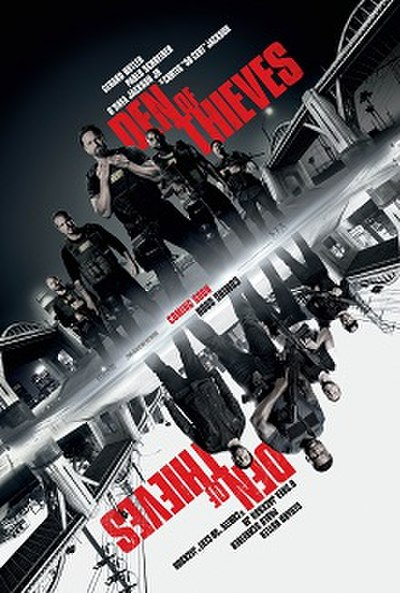 Picture of a movie: Den Of Thieves