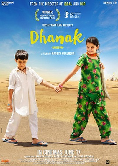 Picture of a movie: Dhanak