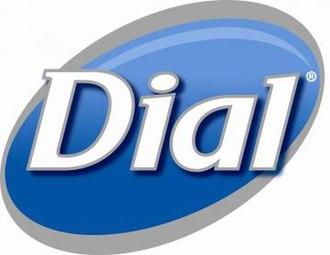Dial (soap) - Image: Dial soap logo 2014