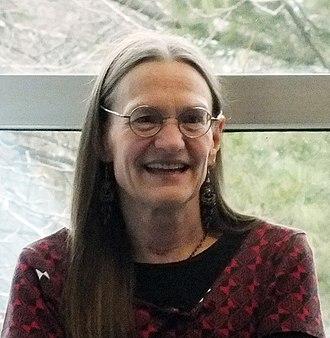 Diana Schutz - Diana Schutz at Michigan State University in 2018