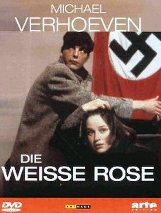 Die Weiße Rose (film) - DVD cover