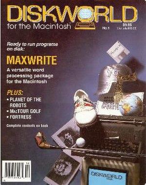 Diskworld - Image: Diskworld 1