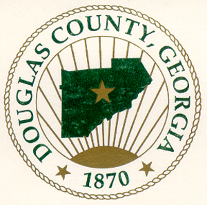 Douglas County, Georgia - Image: Douglas County ga seal