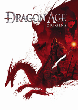 Dragon Age: Origins - Image: Dragon Age Origins cover