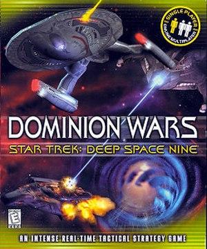 Star Trek: Deep Space Nine: Dominion Wars - Image: Ds 9domwars
