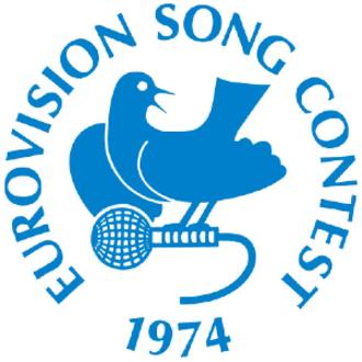 Eurovision Song Contest 1974 - Image: ESC 1974 logo