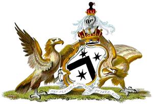 Earl of Peterborough - Arms of the Earls of Peterborough.