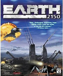 Earth 2150 - Wikipedia