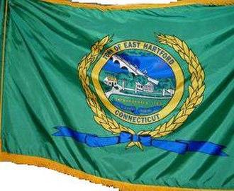 East Hartford, Connecticut - Image: East Hartford C Tflag