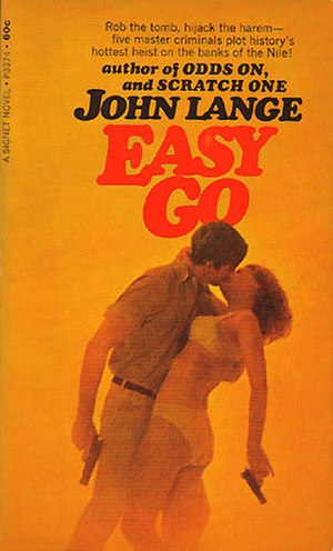Easy Go - First edition cover