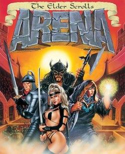<i>The Elder Scrolls: Arena</i> 1994 video game