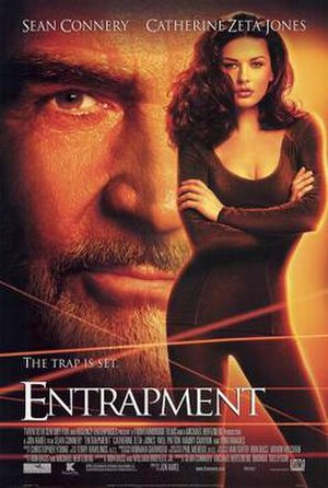 Entrapment (film) - Theatrical release poster