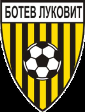 FC Botev Lukovit - Image: FC Botev Lukovit Badge