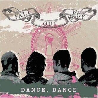 Dance, Dance (Fall Out Boy song) - Image: Fall Out Boy Dance Dance