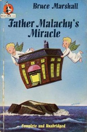 Father Malachy's Miracle - 1947 Pocket Books edition