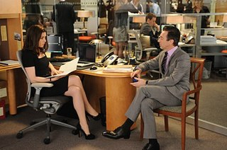 Fleas (<i>The Good Wife</i>) 16th episode of the first season of The Good Wife