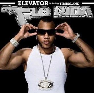 Flo Rida featuring Timbaland — Elevator (studio acapella)