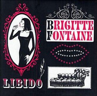 Libido (Brigitte Fontaine album) - Image: Fontaine libido