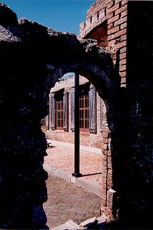 Fort Gaines (Alabama) - Image: Fortgaines 2