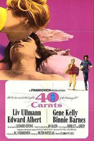 40 Carats (film) - Film poster