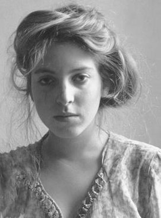 Francesca Woodman - Image: Francesca Woodman self portrait