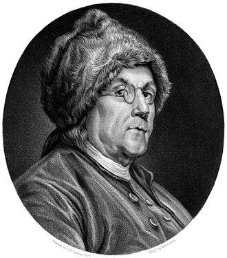 Treaty of Alliance (1778) - Image: Franklin 1877
