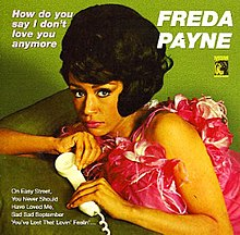 Freda Payne - How Do You Say I Don't Love You Anymore album cover..jpg