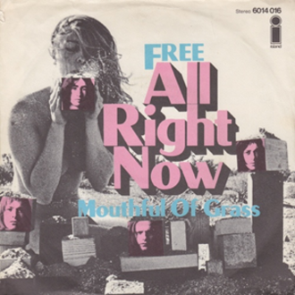 All Right Now - Image: Free all right now